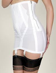 Rago Open Bottom Girdle Extra Firm Shaping - Style 1294