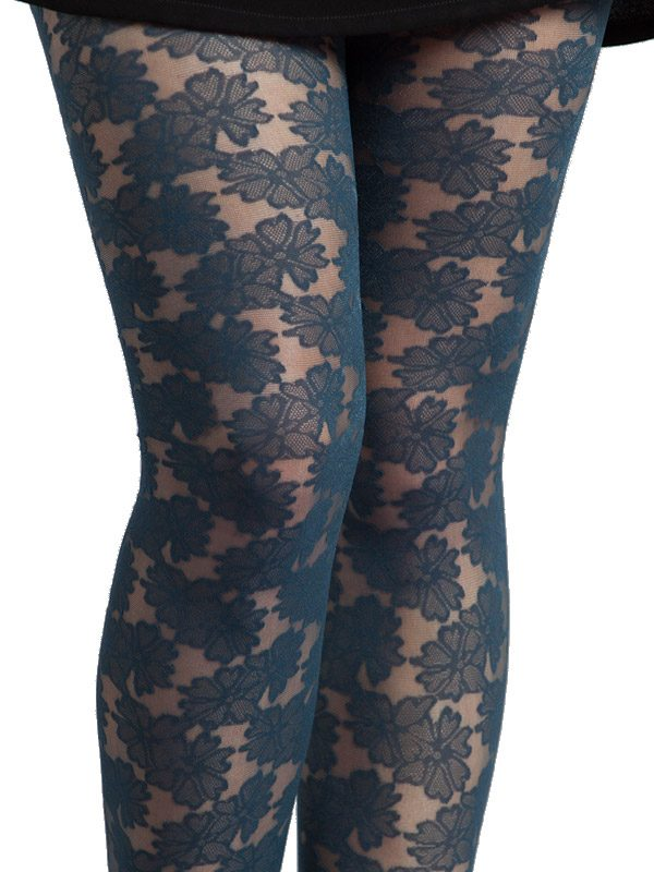 Gerbe Paradoxale Patterned Tights
