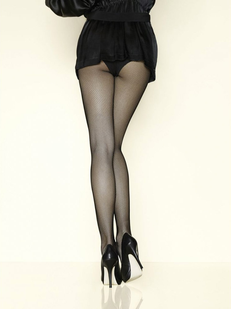 Gerbe Resille Fine Fishnet Tights