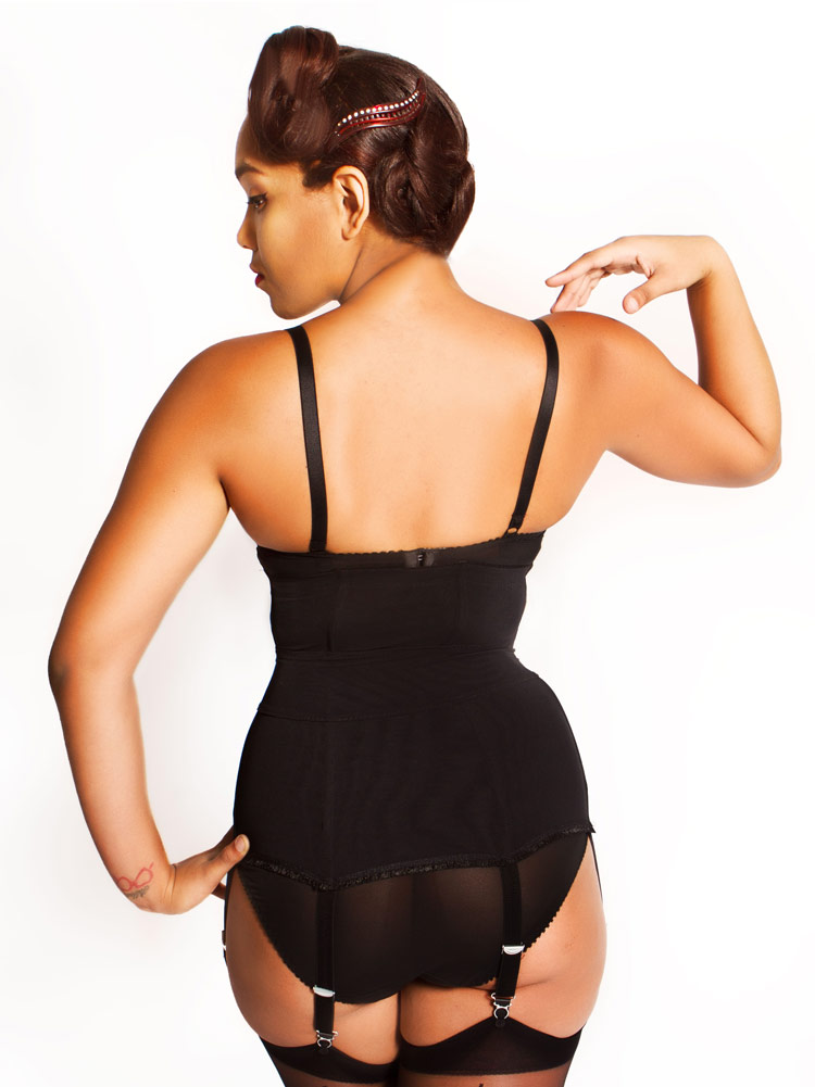 What Katie Did Glamour Longline girdle