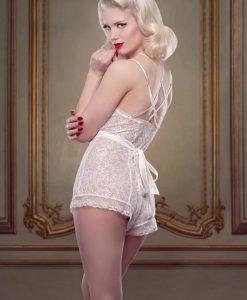 Betty Blues Bridal Ivory Teddy