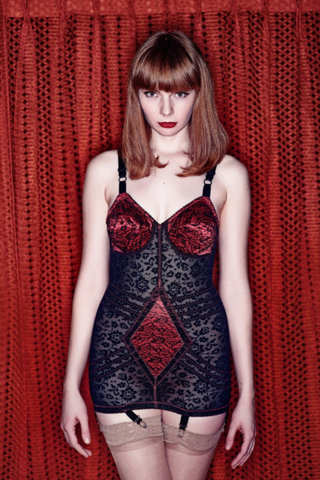 Rago Body Briefer - Style 9357 | Sweet Pins