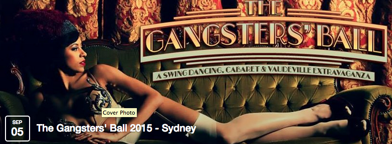 Gangsters Ball 2015