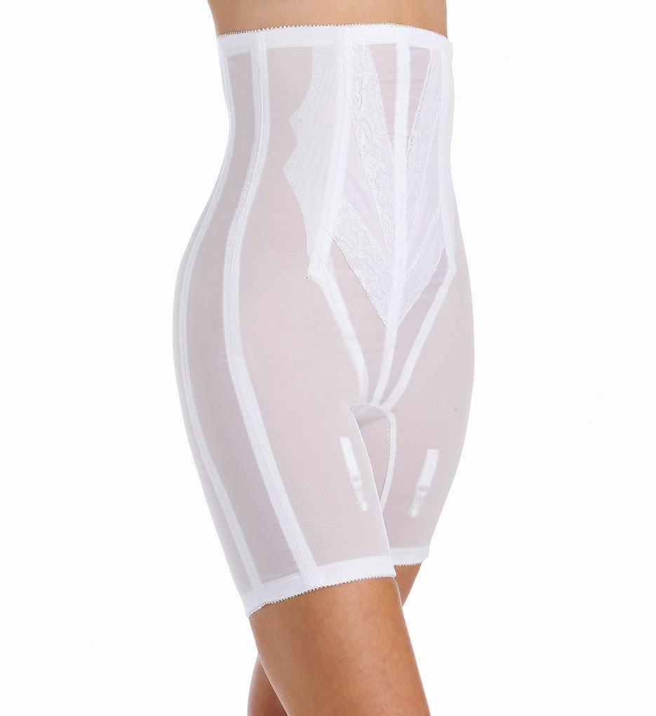 40117aea7f Rago High Waist Half Leg Shaper with Zipper - Style 6210 – Sweet Pins